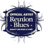 Official Artist - Reunion Blues Gig Bags