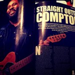 The Blues Magazine: Straight Outta Compton